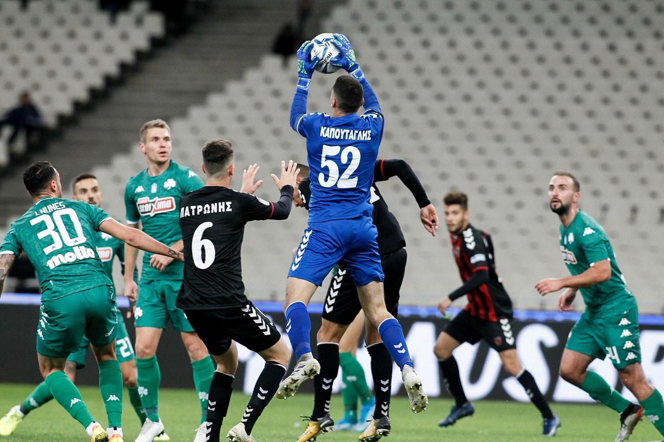 2020 | Goal-Keeper | Βασίλης Αλεξούδης